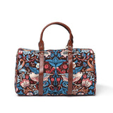 William Morris Strawberry Thief Travel Bag