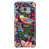 William Morris Strawberry Thief - Phone Case for Samsung Galaxy S8 Plus