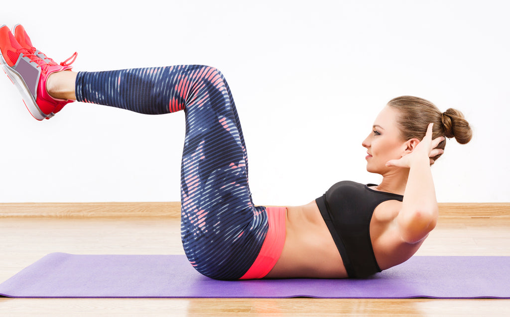 12 Min Advance Core Burning Workout