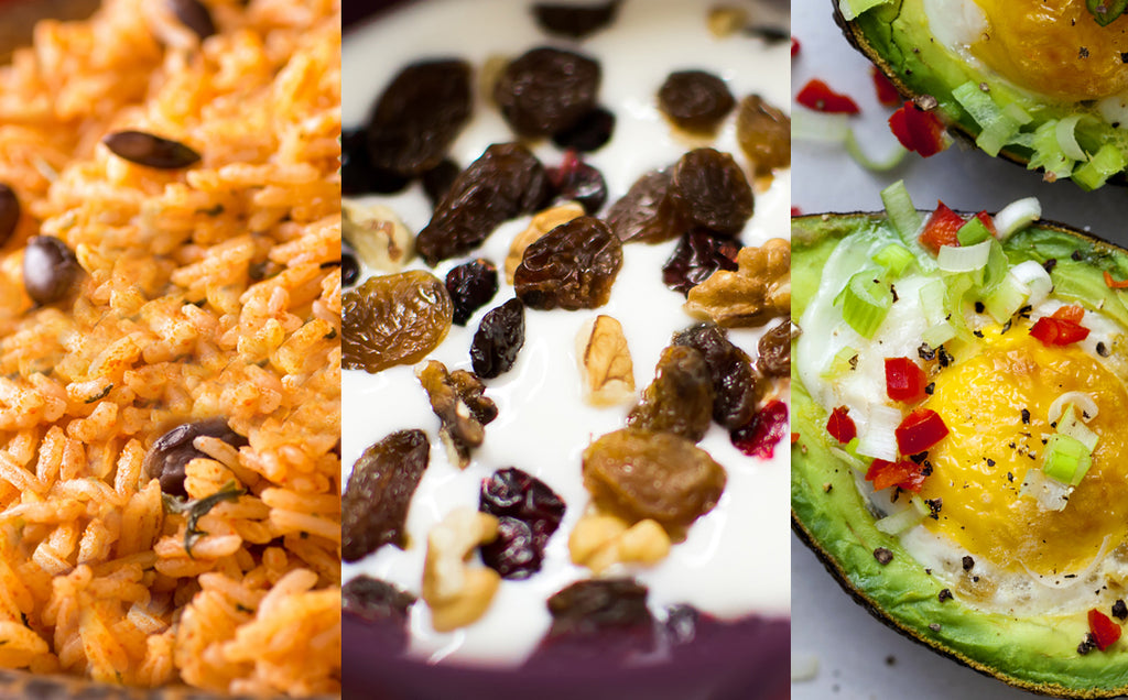 3 Nutrient Dense Meals To Kickstart Your Day