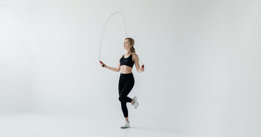 5 Min Jump Rope Workout for Beginners