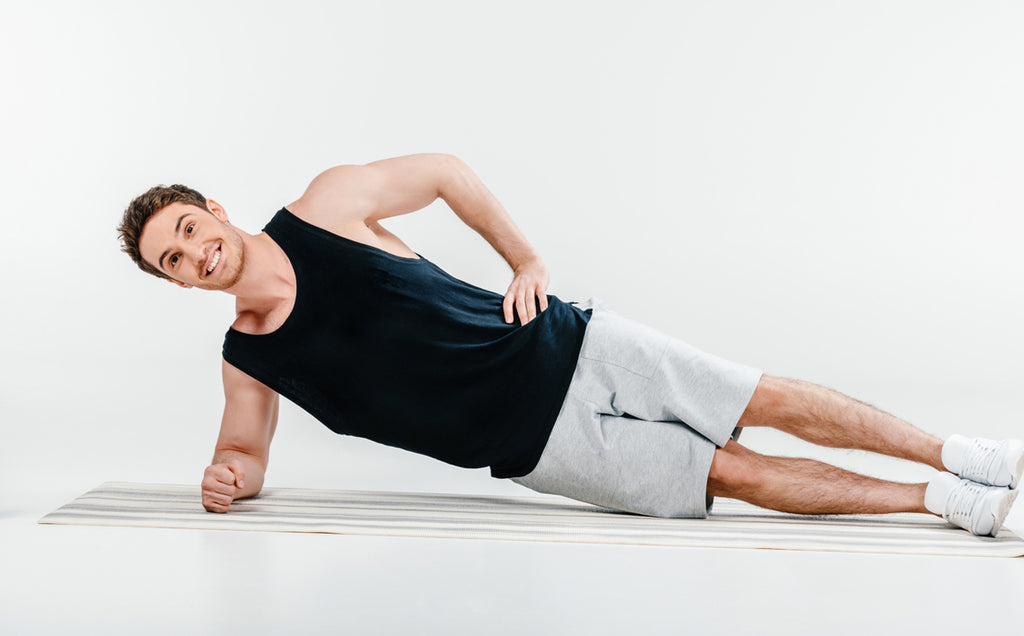 5 Min Posture Exercises to Improve Your Posture