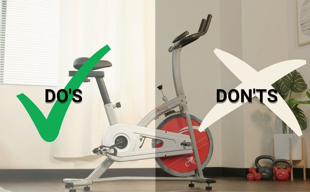 8 Do's & Don'ts for Effective Cycling Workouts