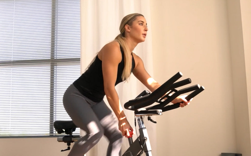 At Home Cycle Workout for Building Cycling Speed and Strength