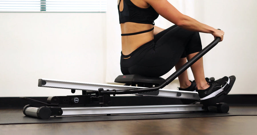 Different Incline Rowing Variations + Incline Rowing Machine Workout