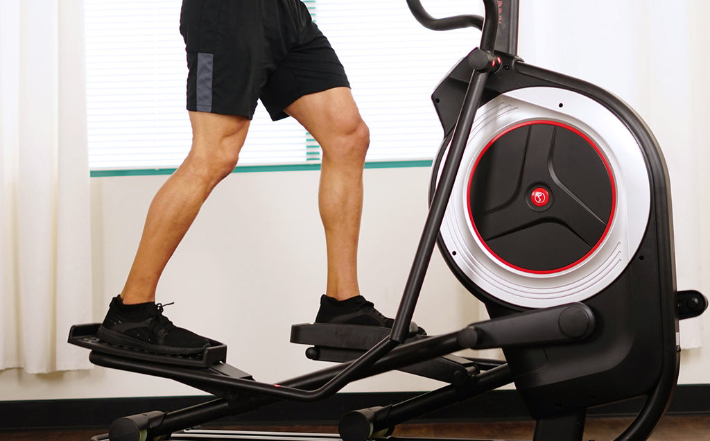 Elliptical: Lower Body and Cardio Workout