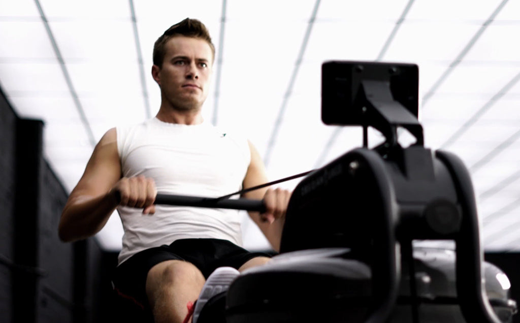 Progressive Rowing Stroke Rate Workout