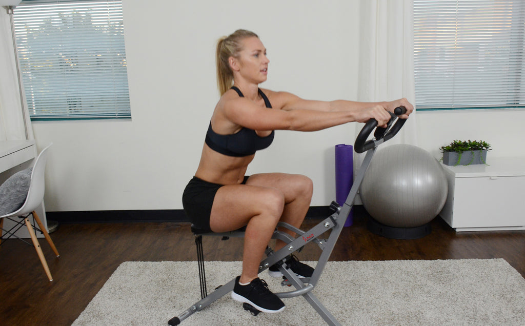 Row Focus Row-N-Ride Workout