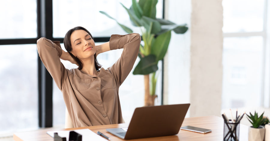 3 Ways to Boost Energy at Work