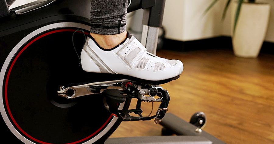 How To Choose The Right Cycling Shoes For Your At-Home Cycling Workout