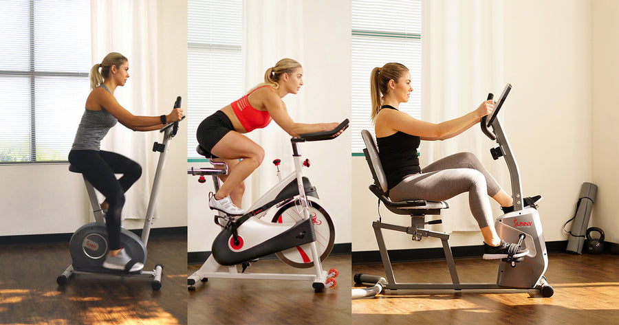 The Difference Between Cycle Bikes, Recumbent Bikes & Upright Bikes