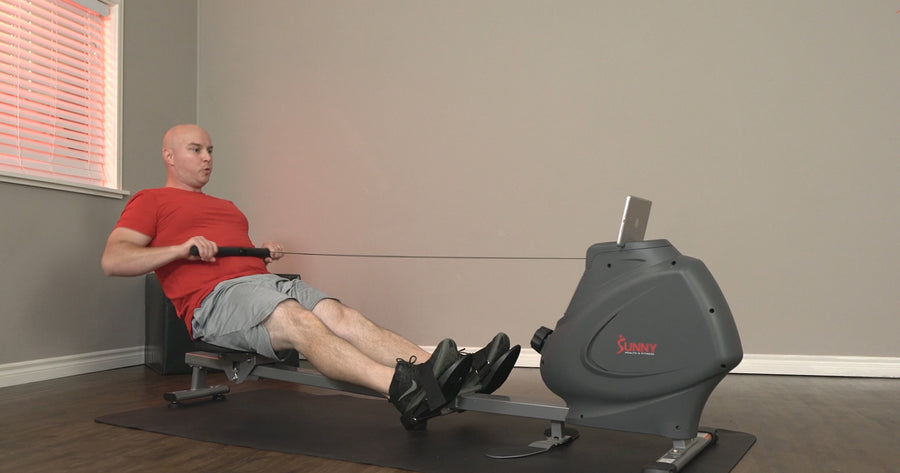 The Benefits of a Dual Function Rower Workout