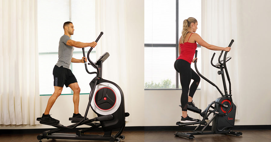 Elliptical Trainers vs. Cardio Climbers