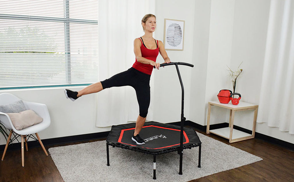 Mini Trampoline Guide: Jumping and Rebounding