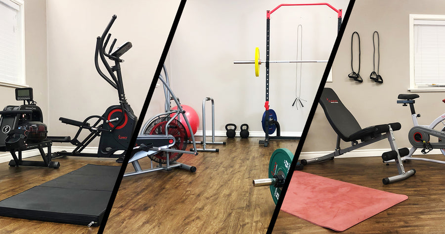 Home Gym: What Can $500, $1000, and $2000 Get You?
