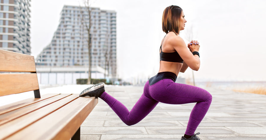 10-Minute Leg & Glute Workout
