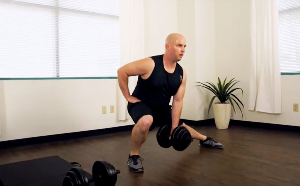 Lower Body and Core Circuit Training Workout Overview