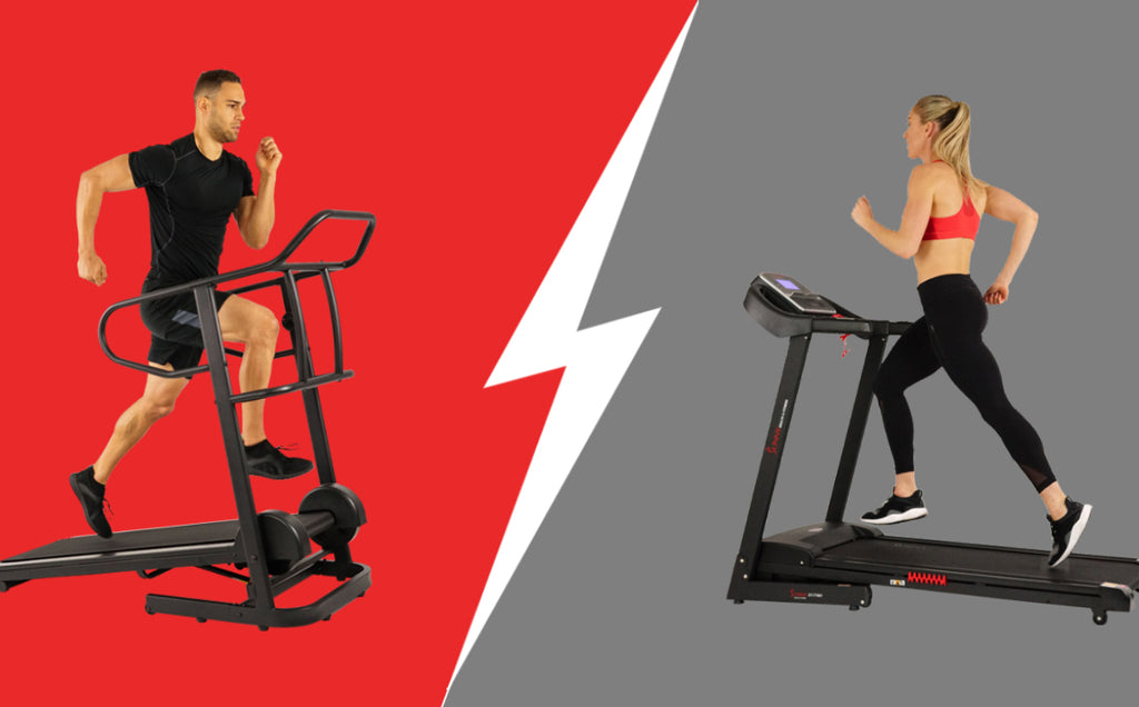 Manual or Motorized: What Type of Treadmill Should You Use?