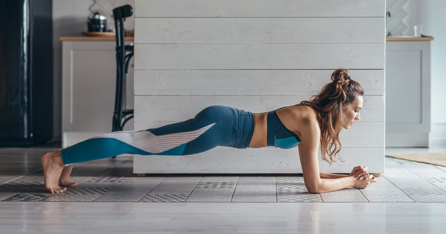 10 No Equipment Workouts You Can Do At Home