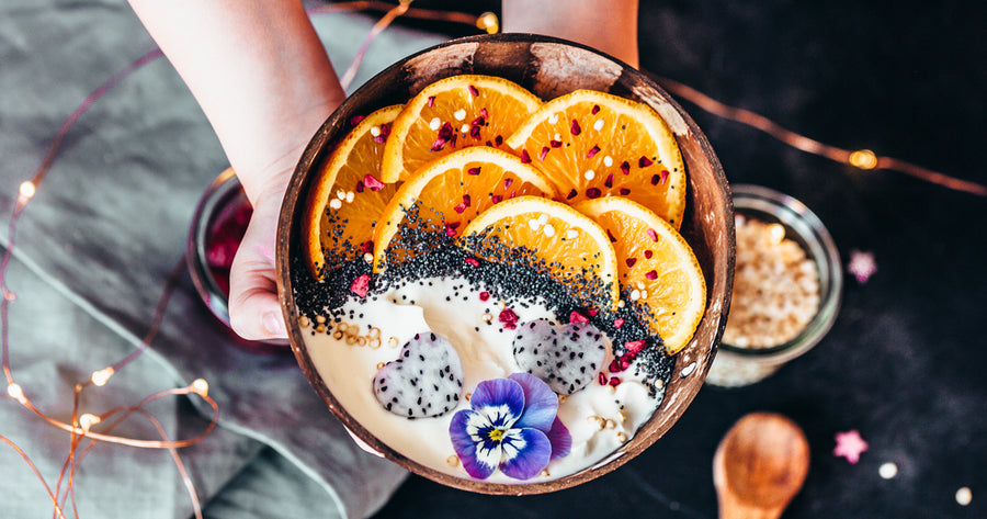 Orange Dream Smoothie Bowl