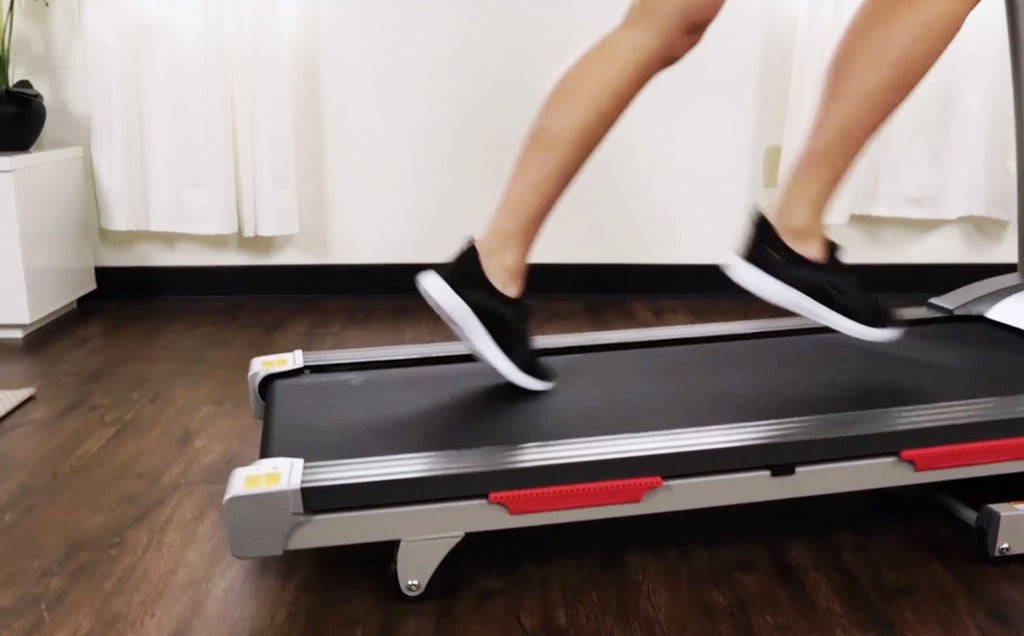 Pyramid Hill Climb Treadmill Workout