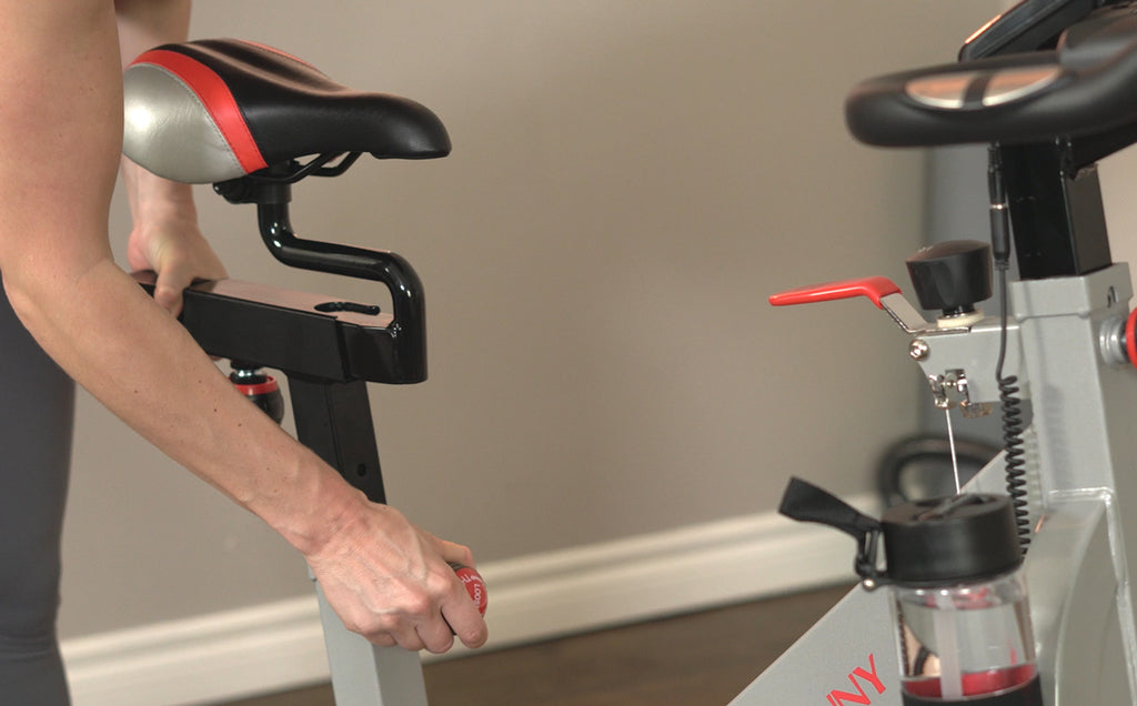 How to Set Up Your Sunny Health & Fitness Cycle Bike