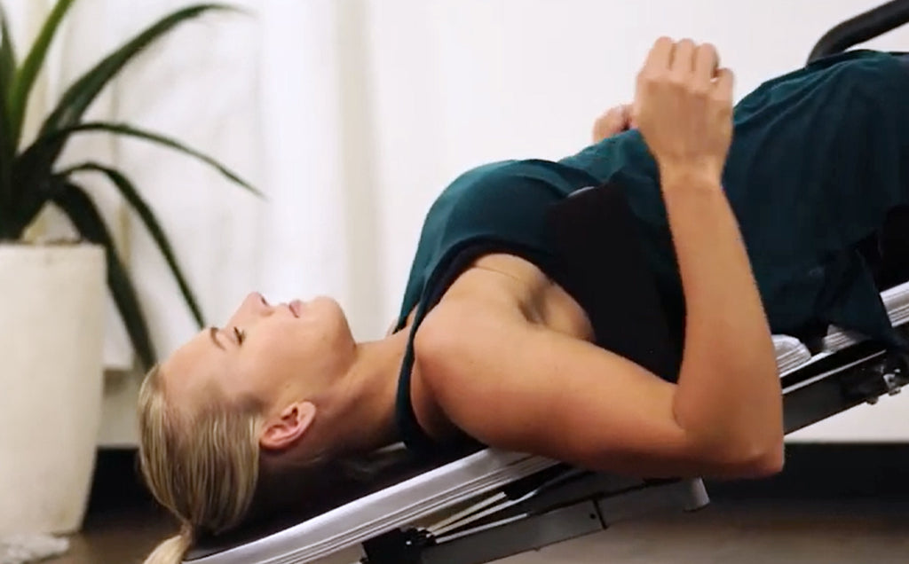 Spinal Decompression: Stretching the Spine Safely