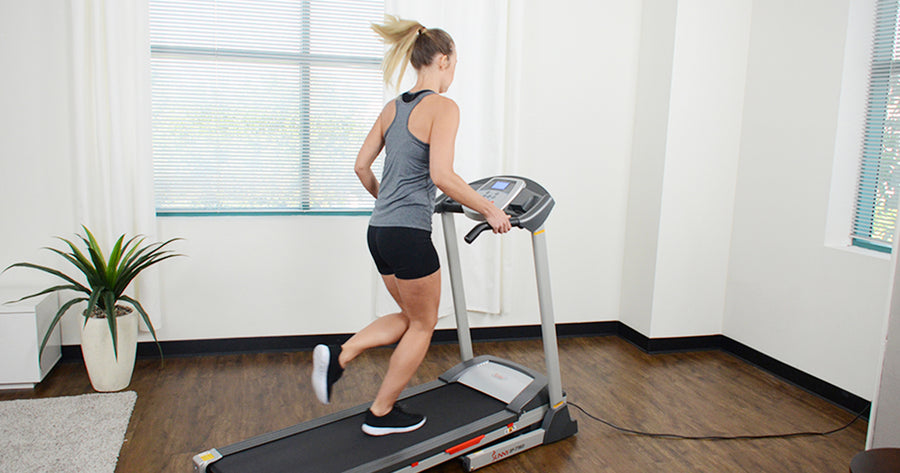SF-T7603 Treadmill Holiday Workout