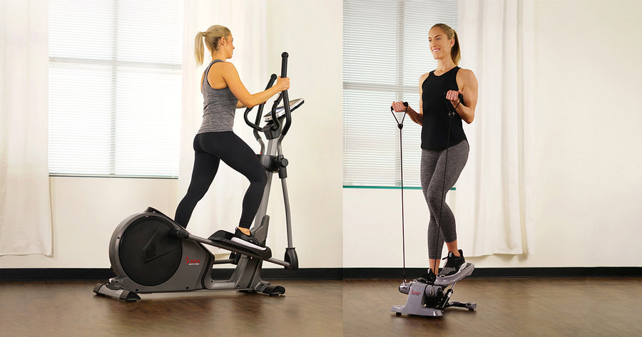 Is a Stepper or Elliptical Better for Toning the Thighs?