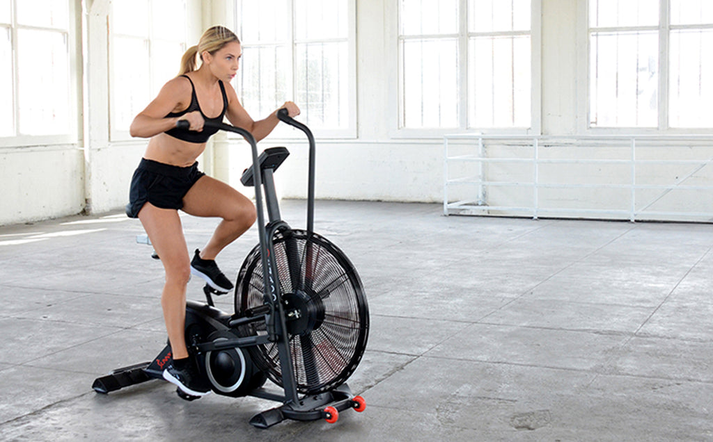 Tornado Air Bike HIIT Workout