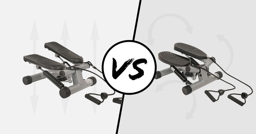 What's the Difference Between Twist Steppers and Regular Mini Steppers?
