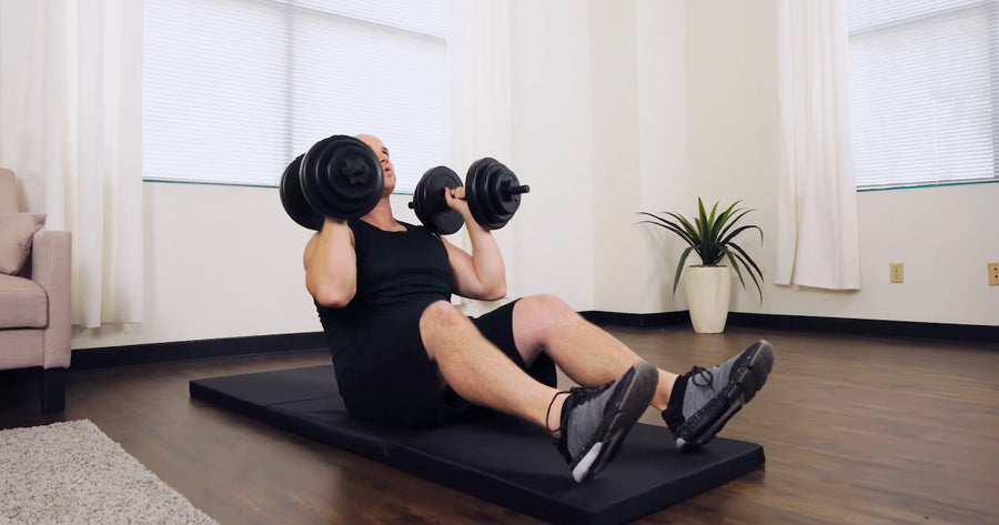 Upper Body Circuit Training Workout Overview