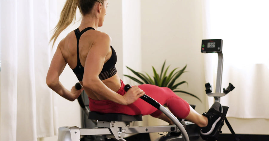How to Use A Full Motion Rowing Machine