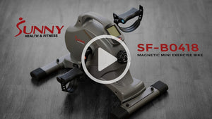 magnetic mini exercise bike