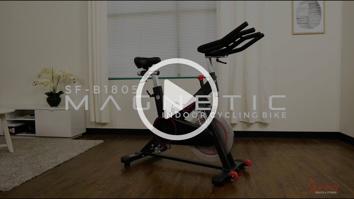 magnetic indoor cycling bike