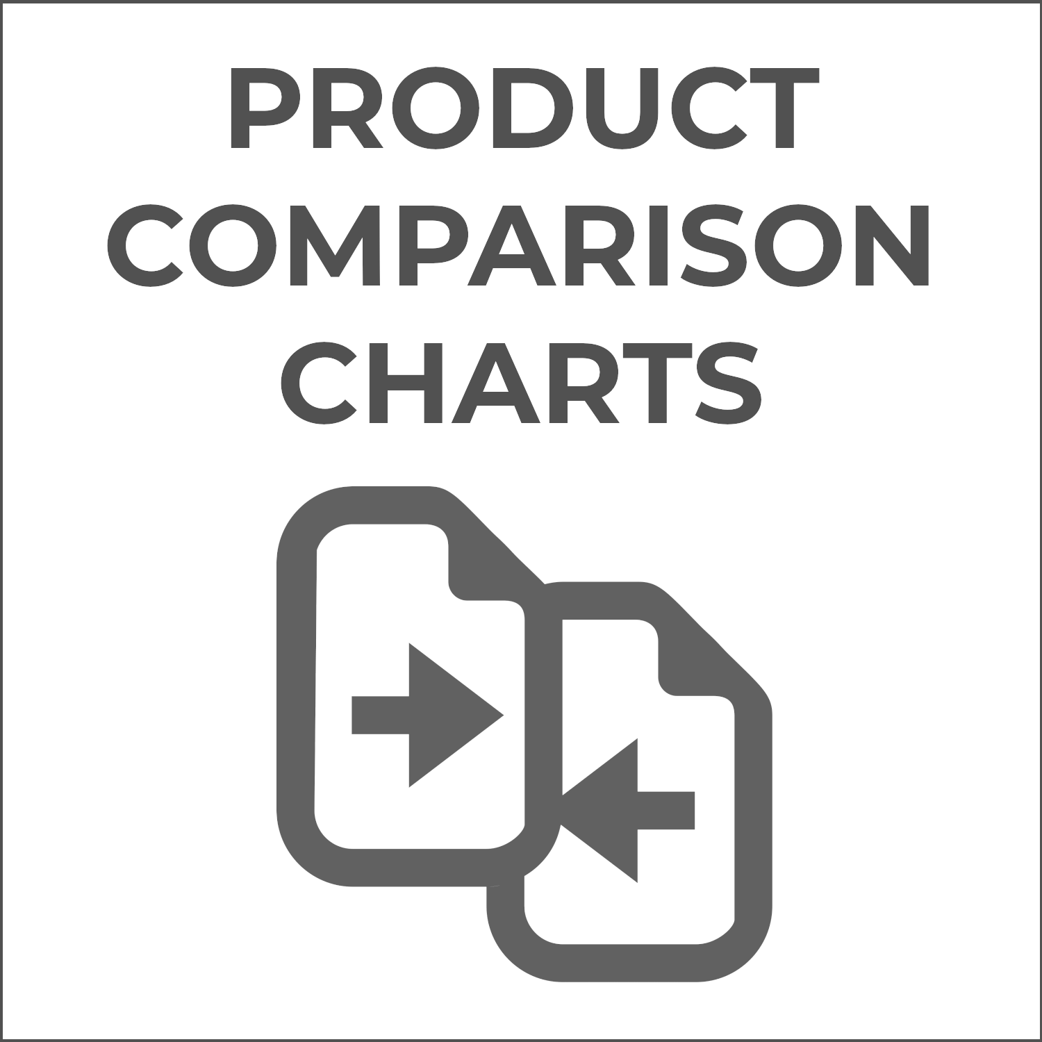 Product Compare Charts