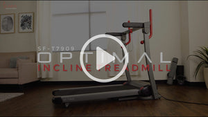 optimal incline treadmill