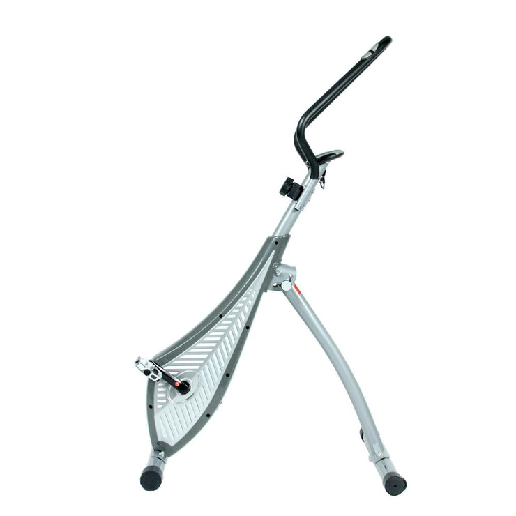 Incline Plank Standing Exercise Bike - Sunny Health and Fitness