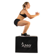 3-in-1 Foam Plyo Box