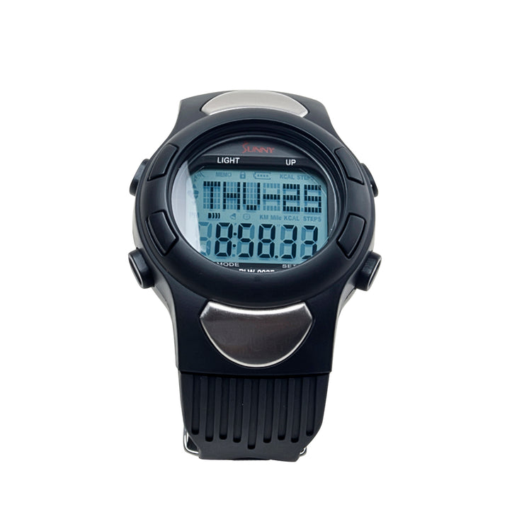 Pedometer Wrist Watch
