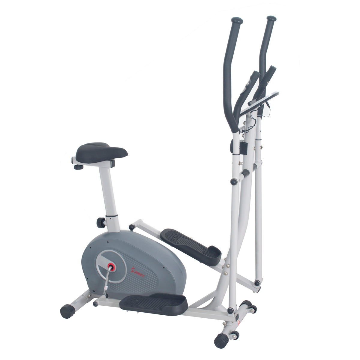 Elliptical Upright Bike