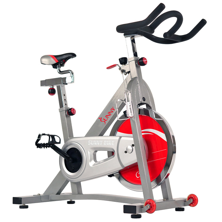 40 lb Flywheel Belt Drive Pro Indoor Cycling Exercise Bike