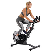 Lancer Cycle Exercise Bike - Magnetic Belt Rear Drive Commercial Indoor Cycling Bike