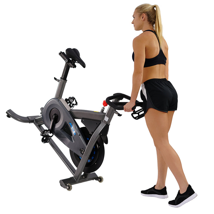 Magnetic Chain Drive Turbo Commercial Indoor Cycling Trainer Exercise Bike