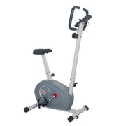 Magnetic Resistance Upright Bike with Advanced Digital Monitor