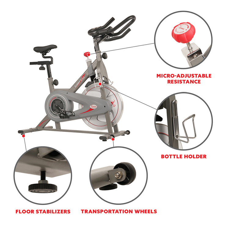 Synergy Magnetic Indoor Cycling Bike