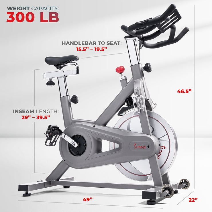 Synergy Pro Magnetic Indoor Cycling Bike