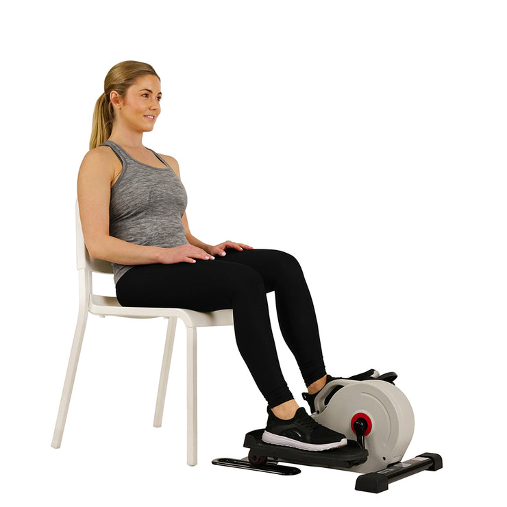 Magnetic Under Desk Elliptical Peddler Exerciser