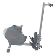 Magnetic Rowing Machine Rower, LCD Monitor w/Device Holder