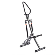 Folding Climbing Stepper Step Machine w/ LCD Monitor